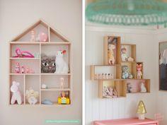 Los dormitorios infantiles más deseados | La Bici Azul: Blog de decoración, tendencias, DIY, recetas y arte