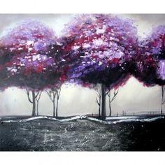 """Πίνακας ζωγραφικής """"Δέντρα"""" Mar-15-00-13217"""
