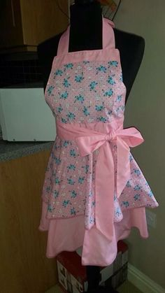 Hey, I found this really awesome Etsy listing at https://www.etsy.com/listing/190079954/handmade-layered-50s-style-apron