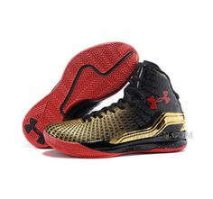 1ce4a56a1b6 High Quality Free Shipping Under Armour Clutchfit Drive Stephen Curry Shoes  2015 Gold