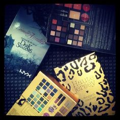 Awesome makeup kits for Halloween, or any time! #DarkShadows #HauteJersey