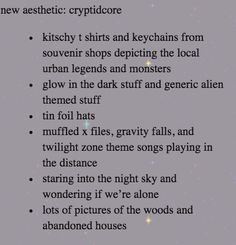 from tumblr user: princesskittybot what cryptidcore aesthetic is. another look i wish to aim for. #fashion #kitschy #aesthetics