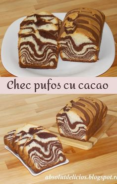 Dessert Recipes, Desserts, Croissant, Cake Cookies, Food And Drink, Pudding, Ethnic Recipes, Smoothie, Check