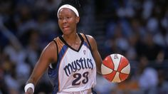 WNBA Star Chamique Holdsclaw: From A Virtuoso On The Court To A Champion For Mental Health | NewNowNext