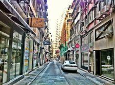 Gough Street, Hong Kong