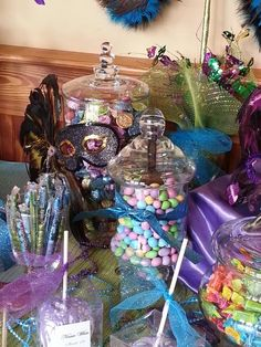 masquerade sweet sixteen party decorations