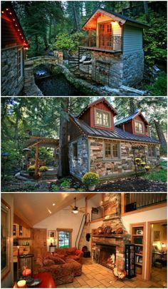the river road cottage 800 sq ft my obsession tiny houses rh pinterest com