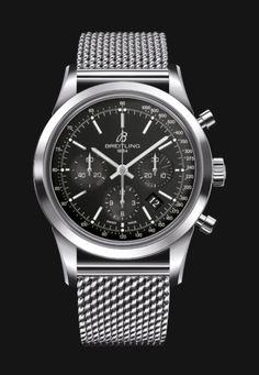 Mi Breitling a medida - Breitling Transocean Chronograph – Reloj automático suizo