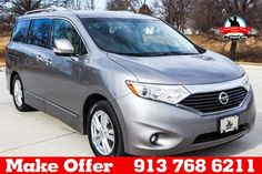 2012 Nissan Quest $16995 http://www.countryhillolathe.com/inventory/view/9735354
