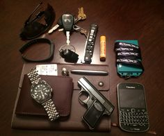 Seiko skx007 Baby Browning .25 auto Jawbone Era Bluetooth Blackberry Bold Oakley Sunglasses Israeli ID Tags Burt's Bees Beeswax Fisher Space Pen 10kt White Gold Wedding Band Cold Steel Ti-Lite Fitbit Flex ID Badge Keychain Brown Leather Notebook