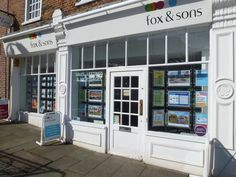 Estate Agents in Crawley | Fox & Sons - Contact Us