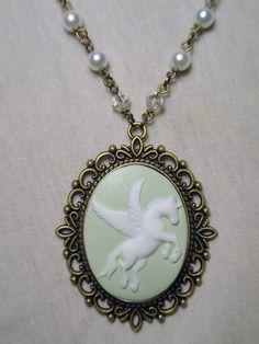 Mint Alicorn cameo