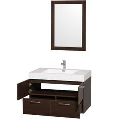 Wall Hung Vanities For Bathrooms
