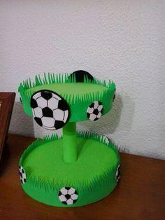 fiesta de futbol cumpleaños - Buscar con Google Soccer Birthday Parties, Football Birthday, Sports Birthday, Boy Birthday, Baseball Party, Soccer Party, Basketball Baby Shower, Soccer Decor, Football Themes