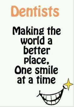 Ama lo que haces, hazlo con pasión! #dentistry #smile #lovemyjob