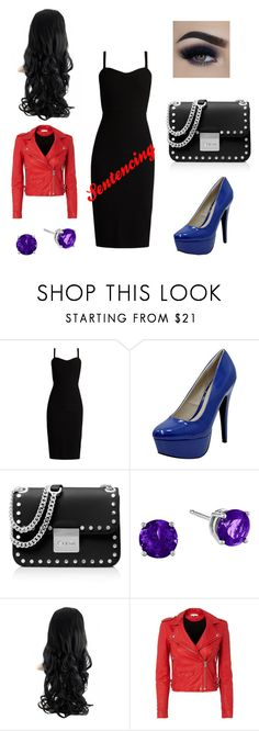 """""""Amelia-sentencing"""" by scarliecb ❤ liked on Polyvore featuring MaxMara, Qupid, MICHAEL Michael Kors and IRO"""