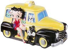 Betty Boop cookie jar