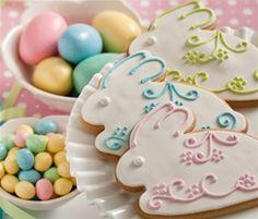 ...Easter cookies