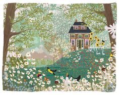 Garden Dream by Joy Laforme