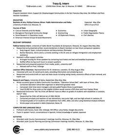 sample political science resume httpexampleresumecvorgsample political