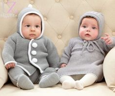 Hermoso conjunto para hermanitos