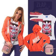 Złap zajawkę! #nike #AdidasOriginals #vans Adidas Originals, Vans, Nike, Jackets, Fashion, Down Jackets, Moda, Fashion Styles, Van