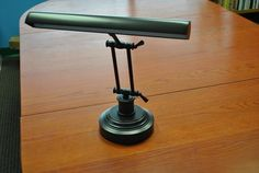 The Finest Piano / Desk Lamps from Conoco Lighting Piano Desk, Piano Lamps, Desk Lamp, Oil Rubbed Bronze, Led, Lighting, Lights, Lightning