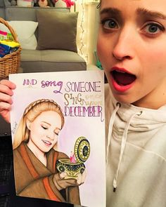 "좋아요 104개, 댓글 9개 - Instagram의 Lily(@artisticalily)님: ""When CHRISTY ALTOMARE takes a picture holding your drawing im officially dead"""
