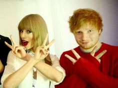 Taylor and Ed.