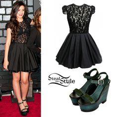 Lauren Jauregui Inspired Look Fifth Harmony Outfits I