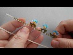 needle lace model of the blue enamel needle lace . – Y … – lace Embroidery Needles, Diy Embroidery, Embroidery Designs, Needle Lace, Needle And Thread, Lace Patterns, Crochet Patterns, Diy Bordados, Needle Tatting Tutorial