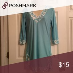 Beautiful cover up/sheer mini dress Cover up/mini dress Mary Square Swim Coverups