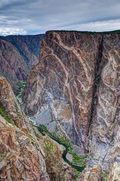Painted Wall  Black Canyon of the Gunnison by SABeattiePhotography, $45.00