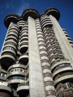 Torres Blancas, Madrid.