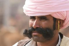 Pushkar-fair-moustache-competition