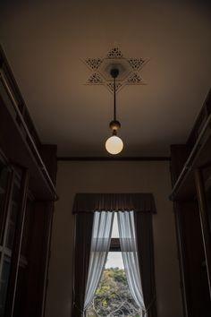 東京都庭園美術館 Ceiling Lights, Lighting, Architecture, Home Decor, Arquitetura, Decoration Home, Room Decor, Lights, Outdoor Ceiling Lights
