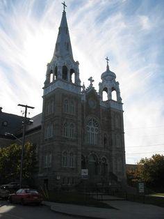 Ottawa (église Saint-François-d'Assise), Ontario, Canada (45.403856, -75.723733)