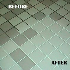 Title floors are durable and easy to clean, but after a while, you will start to notice that the grout line become dirty if you pay close attention. And it is not cleaning friendly. Today I am bringing you this good news. Here is a natural green recipe that works for grout cleaning. What you...