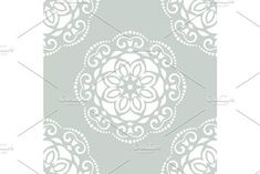 Oriental vector pattern with damask, arabesque and floral elements. Damask Patterns, Arabesque, Vector Pattern, Abstract Backgrounds, Oriental, Tapestry, Graphic Design, Floral, Decor