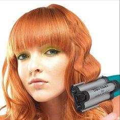 Deep Bed Head Hair Wave Artist Tourmaline Iron Ceramic Hard Curler Styling Care #TIGI