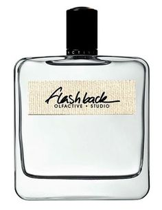 OLFACTIVE STUDIO Flash Back. A memory in motion and in action: that is also the magic and the raison d'être of Flash Back. A tangy and vibrant fragrance, Flash Back is an olfactory reminiscence.