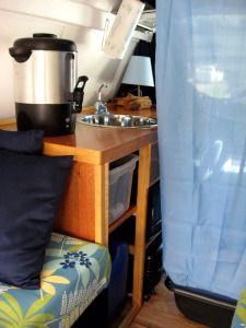 Cargo Van to Camper Van   Tinycamper's Blog