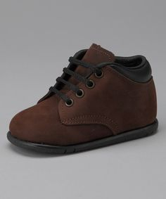 Take a look at this Kepner Scott Brown Blazer Shoe on zulily today!