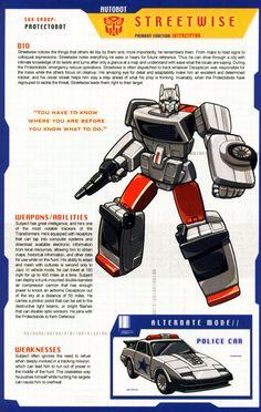 Streetwise Transformers Drawing, Transformers Armada, Transformers Generation 1, Transformers Decepticons, Transformers Characters, Transformers Movie, Gi Joe, Karate Kid, Comic Books Art