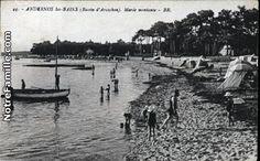 Cartes Postales Photos Marèe montanle 33510 ANDERNOS LES BAINS gironde (33)