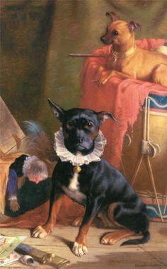 Estrela do espetáculo Valentine Thomas Garland (Inglaterra, 1868 – 1914) óleo sobre tela, 51 x 71 cm