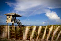 Delray Beach Rainbow (Delray Beach, Florida)