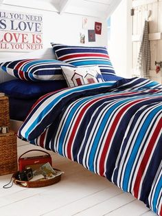 Millenium Spot/Stripe Duvet Cover Set (Buy 1 Get 1 FREE!)