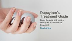 Dupuytren's Contracture: What You Need to Know