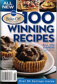 #44 Pillsbury Bake-Off    ( I have all these in my collection too and have made many recipes from them.)